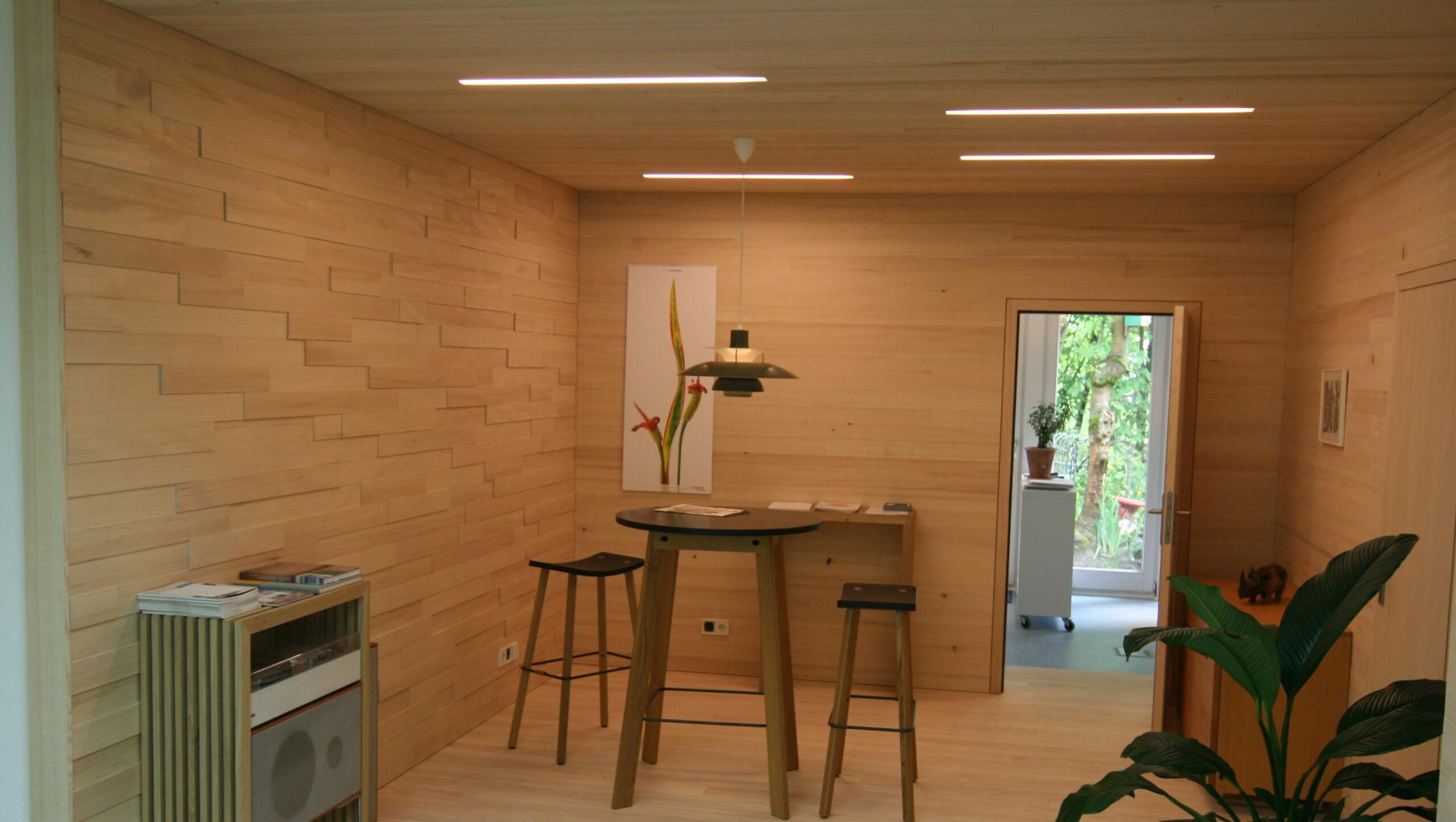 Kleiser Holzhandwerk - Waende