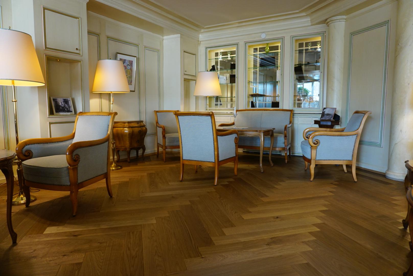 Kleiser Holzhandwerk - Boeden